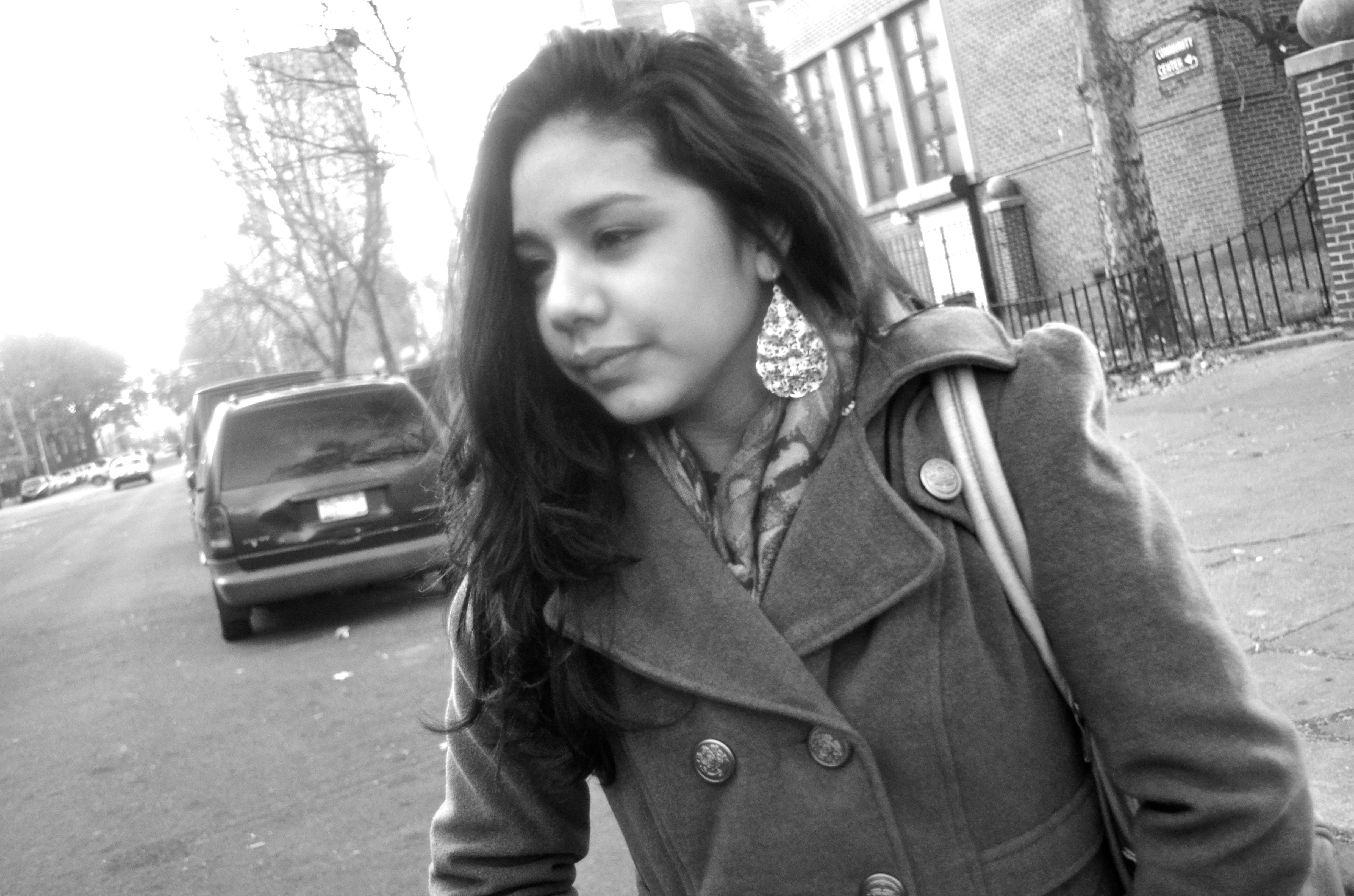 Post Grad « In NYC # Sunshower Mia_061752